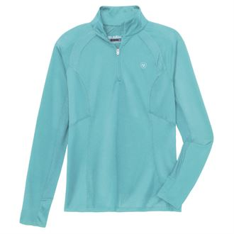 Ariat® Ladies' Solid Sunstopper Top 2.0