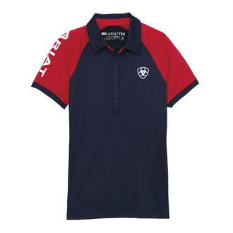 Ariat® Ladies' Team Polo Shirt 3.0
