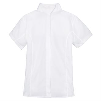 Huntfield's® by Dover Saddlery® Short Sleeve Show Shirt