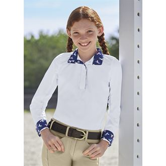 R.J. Classics Girls' Rebecca JR Show Shirt