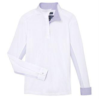 Essex Classics Beacon Hill Girls' Long Sleeve Show Shirt