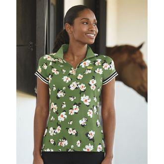 Kastel Denmark Ladies' Lightweight Cap Sleeve Sun Shirt