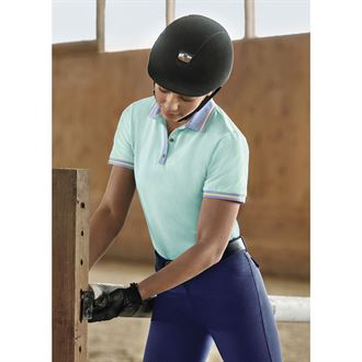 Dover Saddlery® Ladies'Piqué Polo Shirt