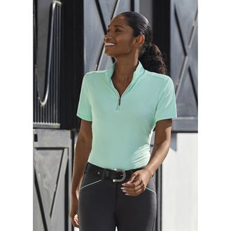 Dover Saddlery® Ladies' CoolBlast® IceFil® Short Sleeve Shirt