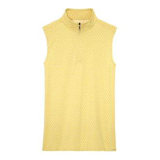 Dover Saddlery® Ladies' CoolBlast® IceFil® Lots-of-Dots Sleeveless Shirt