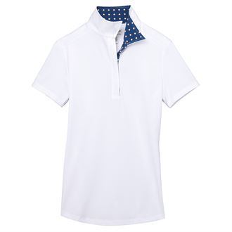 THE TAILORED SPORTSMAN™ Ladies' Short Sleeve Show Shirt