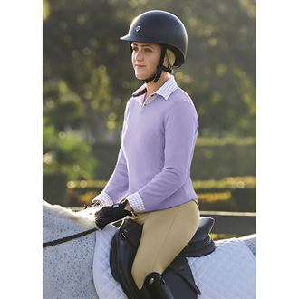 Dover Saddlery® Ladies' Perfect V-Neck Riding Sweater