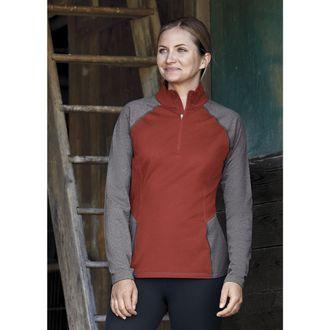 Dover Saddlery® exclusive! Noble Equestrian™ Ladies' Alena Quarter-Zip Top