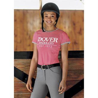 Dover Saddlery® Ladies'Est. 1975 Ringer Tee