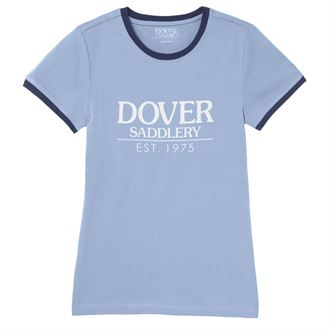 Dover Saddlery® Girls' Est. 1975 Ringer Tee