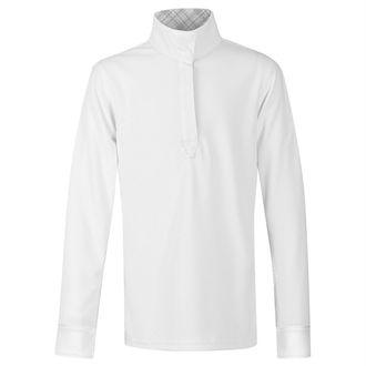Kerrits Kids' Encore Long Sleeve Show Shirt