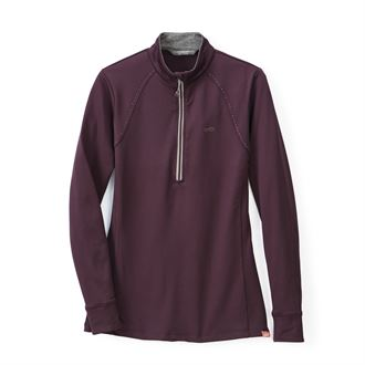Schockemöhle Ladies' Page Quarter-Zip Shirt
