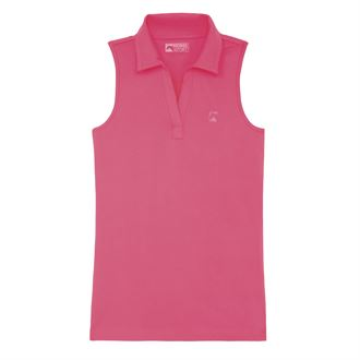 Riding Sport® by Dover Saddlery® V-Neck Sleeveless Polo Shirt