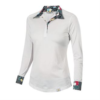 Equestrian Style Ladies' Show Shirt