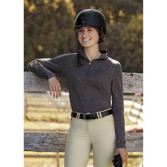 Dover Saddlery® Ladies' Valentina Quarter-Zip Shirt