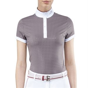 Equiline Ladies' Ebony Show Shirt