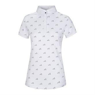 Equiline Plum Show Shirt