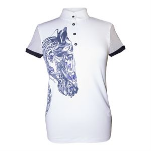 Equiline Agate Competition Polo Shirt