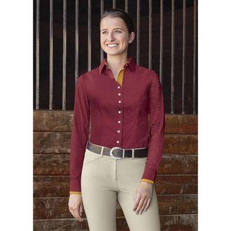 Dover Saddlery® Ladies' Suffolk Button-Down Shirt