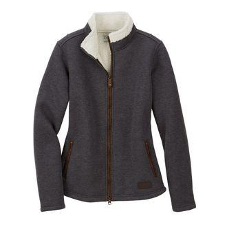 Dover Saddlery® Ladies' Sherpa Full-Zip Jacket