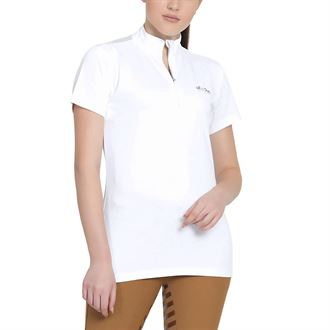 Equine Couture™ Ladies' Giana EquiCool Short Sleeve Show Shirt