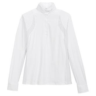 Ariat® Ladies' Auburn Long Sleeve Show Shirt