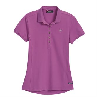 Ariat® Ladies' Prix Short Sleeve Polo 2.0