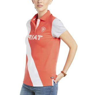 Ariat® Ladies' Taryn Short Sleeve Polo Shirt