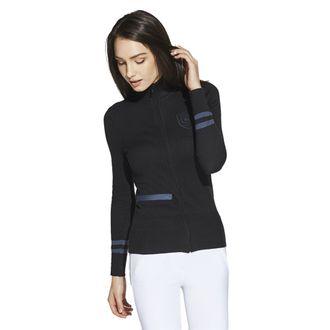 Asmar Ladies' Bea Coolmax® Zip Shirt