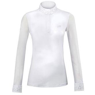 Equiline Ladies' Gardena Long Sleeve Show Shirt