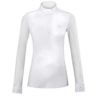 Equiline Ladies' Gardena Long Sleeve Show Shirt