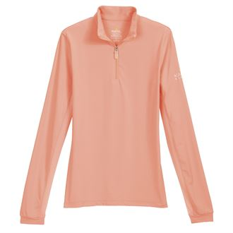 Kastel Denmark Ladies' Solid Long Sleeve Sun Shirt