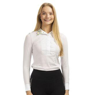 Chestnut Bay™ Spirit Liberty Long Sleeve Show Sun Shirt