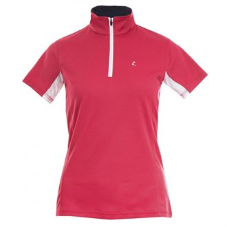 Horze Ladies' Trista Sun Shirt - Short Sleeve