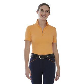 Dover Saddlery® CoolBlast® 100 Ladies' Short Sleeve Shirt
