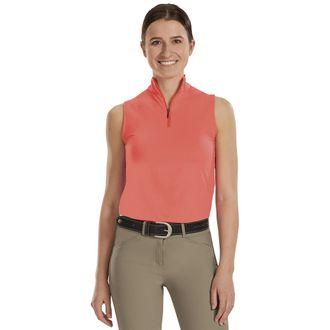 Dover Saddlery® Ladies' CoolBlast® 100 Solid Sleeveless Shirt
