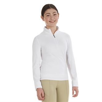 Dover Saddlery® CoolBlast® 100 Kids' Long Sleeve Shirt