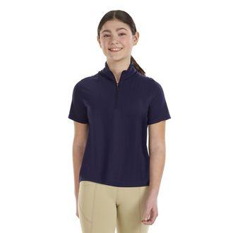 Dover Saddlery® CoolBlast® 100 Kids'Short Sleeve Shirt
