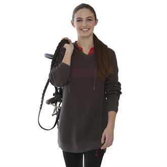 Stride by Dover Saddlery® Ladies' Mesh Sweater Hoodie