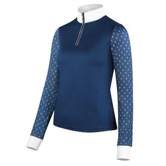 Horze Ladies' Paige Long Sleeve Show Shirt