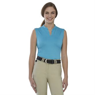 Stride by Dover Saddlery® Ladies' Notch-V Sleeveless Tech Tee