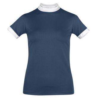 Horze Ladies' Georgia Short Sleeve Show Shirt