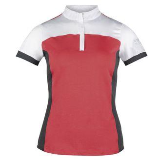 B Vertigo Ladies' Short Sleeve Show Shirt