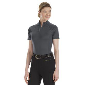 Noble Equestrian™ Ladies' Ashley+ Short Sleeve Solid Shirt