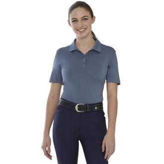 Dover Saddlery® Ladies'Performance Polo Shirt