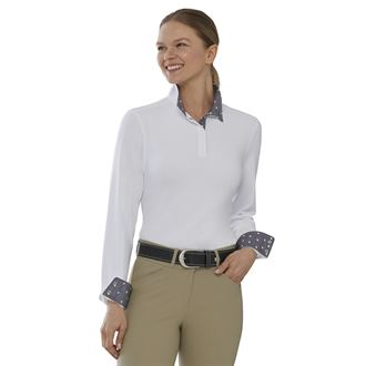 Dover Saddlery® CoolBlast® 100 Ladies' Long Sleeve Show Shirt