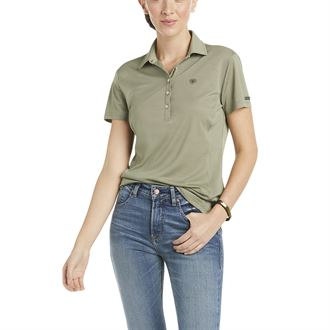 Ariat® Ladies' Talent Short Sleeve Polo Shirt