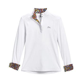R.J. Classics Ladies' Maddie Long Sleeve Show Shirt