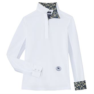 Essex Classics Ladies' Talent Yarn® Long Sleeve Show Shirt