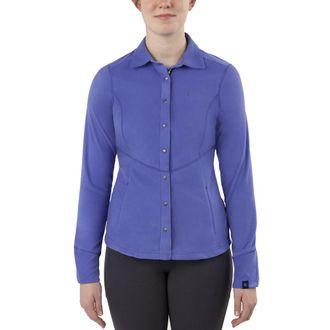 Irideon® Ladies' Chinchillaaah™ Button Up